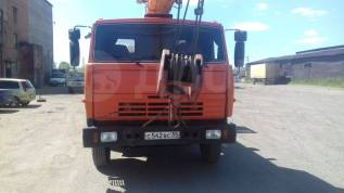Галичанин КС-4572. Продается Автокран Галичанин на шасси Камаз, 16 000кг., 22,00м.