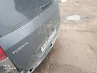 Крышка багажника. Ford Fusion, CBK Двигатели: F6JA, F6JB, FXJB, FYJA, FXJA, FYJC, FYJB, FXJC