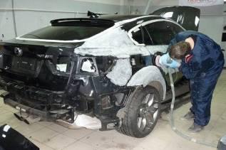 Кузовной ремонт, полировка и покраска автомобилей