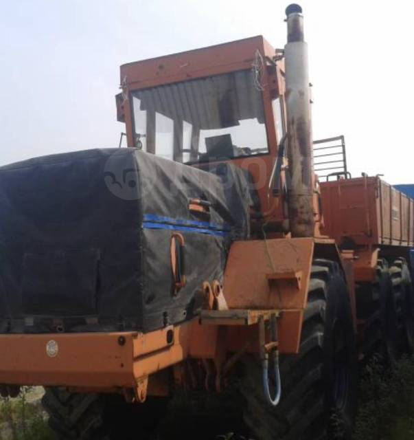 Кировец К-701. Трактор К-700 и К-701 Кировец, 399 л.с.