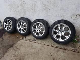 """Продам комплект колес. 7.0x15"""" 4x100.00 ET38 ЦО 65,0мм."""