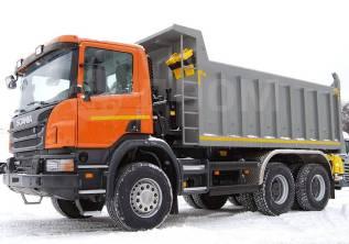 Scania. Самосвал P400CB6X4EHZ, 12 740куб. см., 25 000кг.
