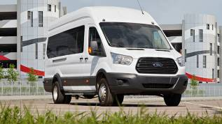 Ford Transit Shuttle Bus. Ford Transit Автобус 17+0, 17 мест, В кредит, лизинг