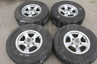 "275/70 R16 Bridgestone DM-V1 литые диски 5х150 (K23-1609). 8.0x16"" 5x150.00 ET45"
