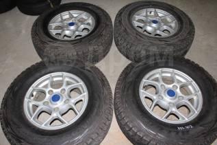 "275/70 R16 Bridgestone DM-V1 литые диски 5х150 (K23-1612). 8.0x16"" 5x150.00 ET45"