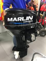 Marlin. 9,90л.с., 2-тактный, бензиновый, нога S (381 мм), 2016 год год