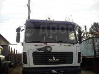 МАЗ 6312А9-320-015. Продается грузовик бортовой МАЗ с прицепом, 11 122куб. см., 26 500кг., 6x4