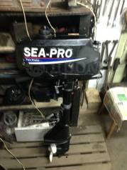 Sea-Pro. 3,50л.с., 2-тактный, нога S (381 мм), 2015 год год