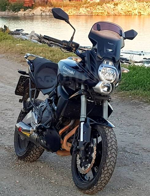 Kawasaki Versys 650. 650куб. см., исправен, птс, с пробегом