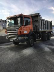 Scania. 6x6 2011 год, 12 000куб. см., 25 000кг.