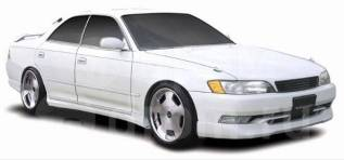 Стекло лобовое. Toyota Mark II, GX90