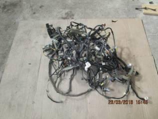 Проводка салона. Nissan Tiida, C11, C11X