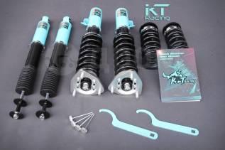 Новые Койловеры амортизаторы KT Racing Тайвань. Volvo: F10, C30, F16, F12, S40, C70, S80, S60 Infiniti: QX70, QX30, FX45, Q30, Q50, Q70 Audi: TT, RS6...