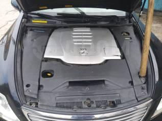 Двигатель в сборе. Lexus LS460L, USF40, USF41 Lexus LS460, USF40, USF41 Двигатель 1URFSE