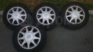 """Продаю колёса. x15"""" 5x114.30"""