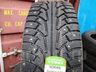 Nokian Nordman 5. Зимние, шипованные, без износа, 4 шт