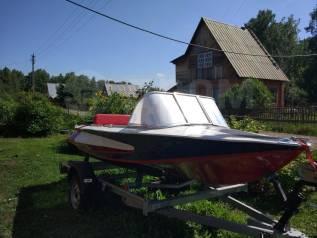 Обь-1. длина 420,00м., двигатель без двигателя, 30,00л.с.