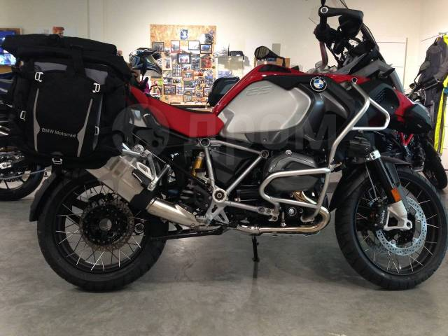 BMW R 1200 GS Adventure. 1 200 куб. см., исправен, птс, без пробега