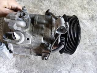 Компрессор кондиционера. Toyota Estima, AHR10W, ACR30W, ACR40W Двигатели: 2AZFE, 2AZFXE