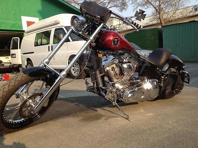 Harley-Davidson Custom, 2012. 1 800куб. см., исправен, птс, с пробегом