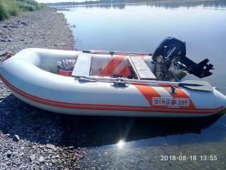 BRIG Dingo. 2012 год год, длина 2,90м., двигатель подвесной, 8,00л.с., бензин