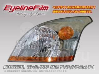 Накладка на фару. Toyota Land Cruiser Prado, GRJ120, GRJ120W, KDJ120, KDJ120W, KZJ120, LJ120, RZJ120, RZJ120W, TRJ120, TRJ120W, VZJ120, VZJ120W, VZJ12...