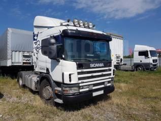 Scania P380. , 11 000куб. см., 20 000кг.