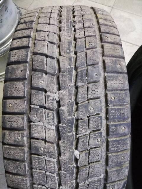 Dunlop. Зимние, шипованные, 20%, 2 шт