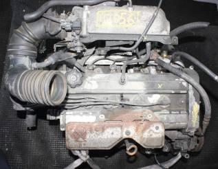 Двигатель в сборе. Honda Orthia, EL2, EL3 Honda CR-V, RD1, RD2, RD3 Honda S-MX, RH1, RH2 Honda Stepwgn, RF1, RF2 Двигатели: B20B, B20Z, B20Z1