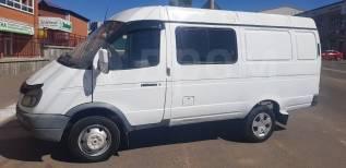 ГАЗ 2705. 2008 г. в., 7 мест