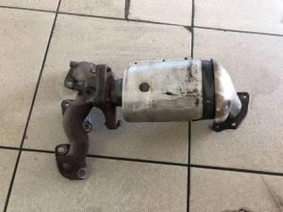 Коллектор выпускной. Nissan Teana, J31 Двигатель VQ23DE