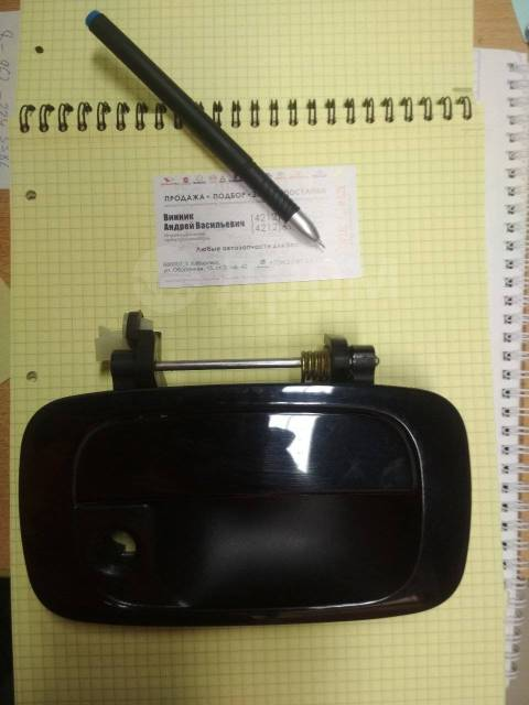 ручка дверная на митсубиси рвр 4g64