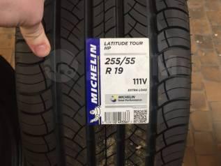 Michelin Latitude Tour HP. Всесезонные, 2016 год, без износа, 4 шт