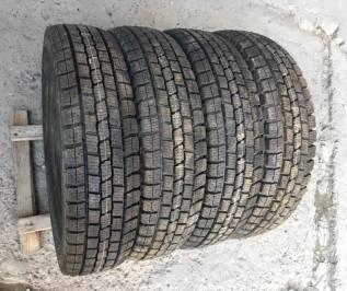 Dunlop DSV-01. Всесезонные, 2013 год, без износа, 4 шт