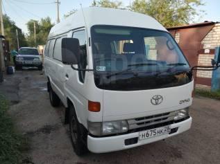 Toyota Dyna. Продается грузовик Toyota DYNA, 3 500куб. см., 2 000кг., 4x2