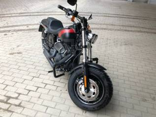 Harley-Davidson Dyna Fat Bob. 1 690куб. см., исправен, птс, с пробегом