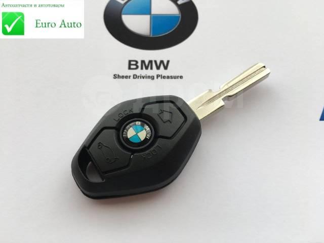 Корпус ключа. BMW: Z3, 1-Series, 6-Series, 3-Series, X3, Z4, X5