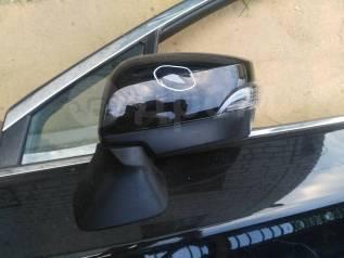 Зеркало заднего вида боковое. Subaru Outback, BS, BS9 Двигатели: FB25, EZ36D