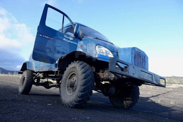Самодельная модель. Продается колесный вездеход, 3 300куб. см., 1 500кг., 1 700,00кг.