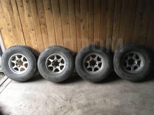 """Продам колёса. x15"""" 6x139.70"""