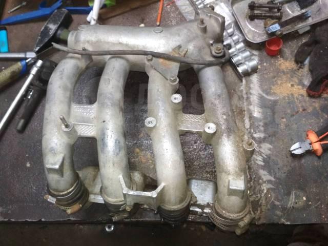 Коллектор впускной. Лада 2110, 2110 Лада 2111, 2111 Лада 2112, 2112 Двигатели: X20XEV, BAZ2110, BAZ2111, BAZ21114, BAZ21120, BAZ21124, BAZ415, BAZ2112...