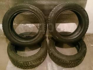 Bridgestone Blizzak Spike-01. Зимние, шипованные, 2013 год, 10%, 4 шт