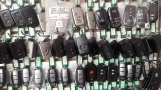 Автоключи, чип ключи, смарт ключи, ремонт замка зажигания