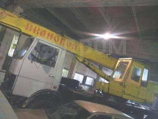 Ивановец КС-3562А. КС на шасси МАЗ Автокран Ивановец