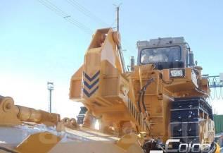 ЧТЗ Т-330. Т-330 бульдозер, 22 300куб. см., 54 500кг.