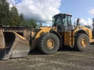 Caterpillar. Фронтальный погрузчик CAT 980 H, 2012 г. в, 10 000кг., Дизельный, 6,00куб. м.