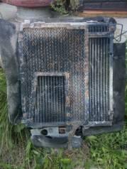 Радиатор кондиционера. Hino Dutro