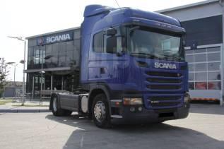 Scania G400. Продается седельный тягач 2013 г. в., 13 000куб. см., 20 000кг., 4x2