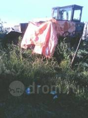 ОТЗ ТДТ-55. Трактор гусеничный 55ка