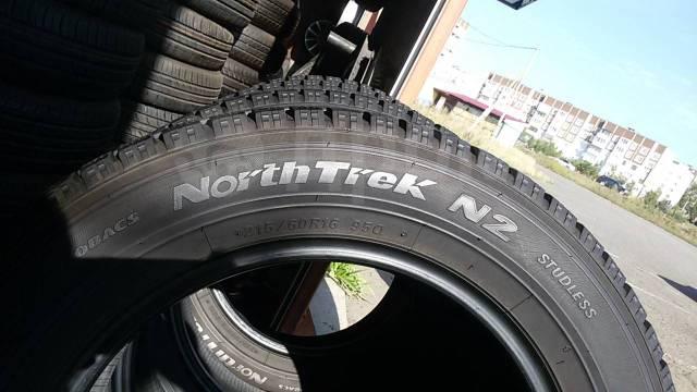 Northtrek N2. Зимние, без шипов, 2013 год, 10%, 4 шт
